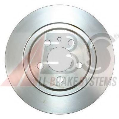 Гальмiвнi диски ABS 17617