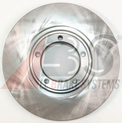 Тормозной диск  арт. 17648