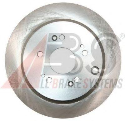 Гальмiвнi диски ABS 17664