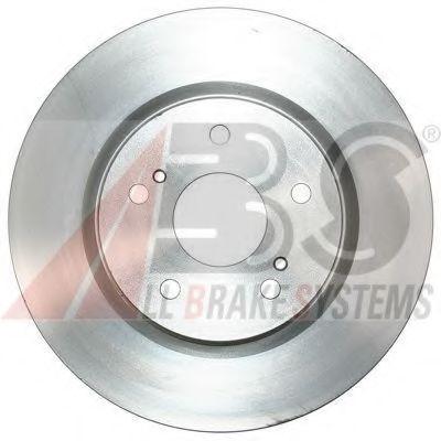 Гальмiвнi диски ABS 17704