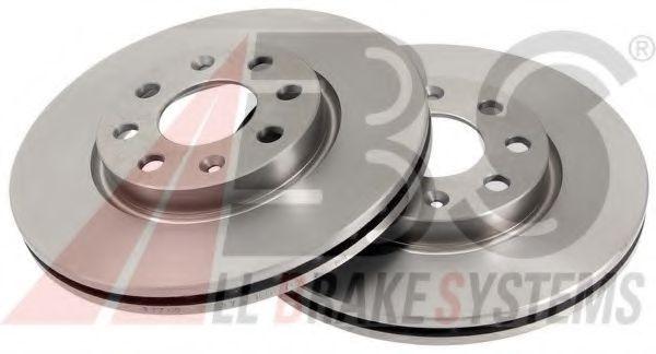 Гальмiвнi диски ABS 17710