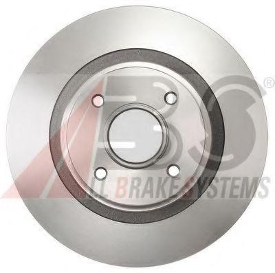 Гальмiвнi диски ABS 17727
