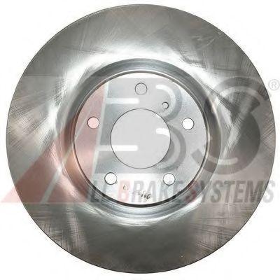 Тормозной диск  арт. 17739