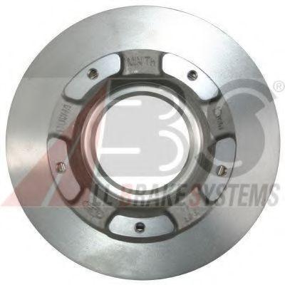 Диск тормозной FORD TRANSIT 2.2-2.4 06- задн. (пр-во ABS)                                            ABS 17786