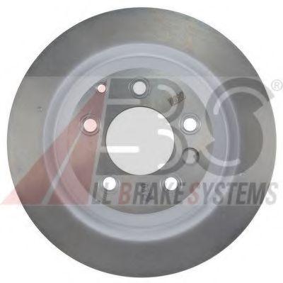 Диск гальмівний зад.358X28 Audi Q7 3.0TDI/Porsce Cayenne/VW Touareg  ABS 17824