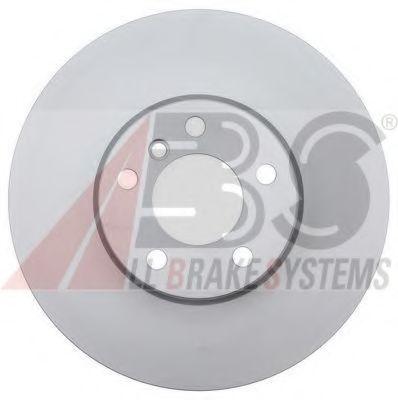 Диск гальмівний перед. BMW X5 / X6 3.0 si E70 07-08 (332x29.9)  ABS 17867