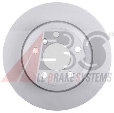 Диск гальмівний вентильований ABS 17870