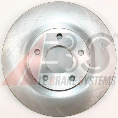 Тормозной диск  арт. 17881