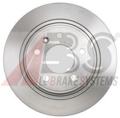 Тормозной диск  арт. 18033