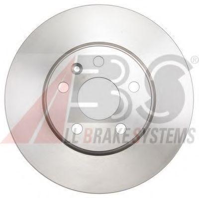 Тормозной диск  арт. 18034