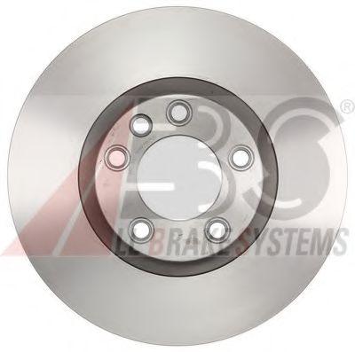 Гальмiвнi диски ABS 18107