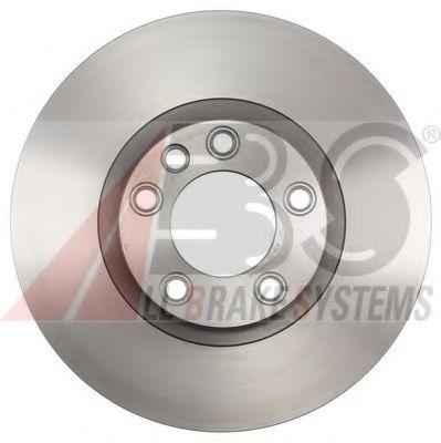 Гальмiвнi диски ABS 18108