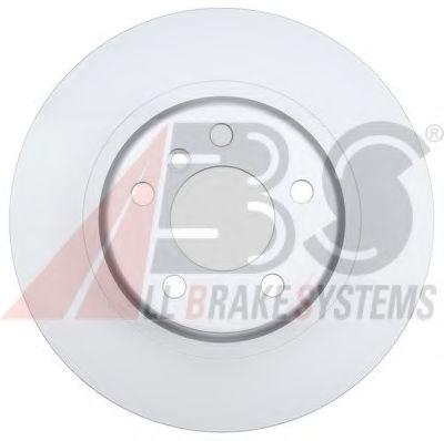 Диск гальмівний зад. BMW X3 (F25), X4 (F26) 2.0D-3.0 10-  ABS 18207