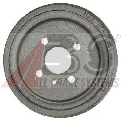 Гальмiвнi барабани ABS 2653S