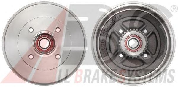 Гальмiвнi барабани ABS 2698SC