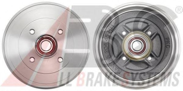 Гальмiвнi барабани з пiдшипником ABS 2775SC