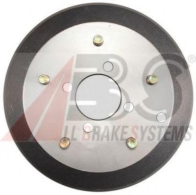 Тормозной барабан Барабан тормозной (пр-во ABS)                                                                        ABS арт. 2846S