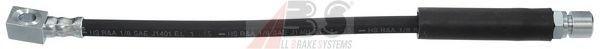 Шланг тормозной DAEWOO LANOS OPEL KADETT/VECTRA передн. (пр-во ABS)                                   арт. SL3391