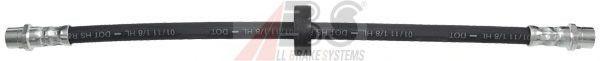 Шланг тормозной AUDI/MB/VW A4/A KLASSE/PASSAT передн. (пр-во ABS)                                    в интернет магазине www.partlider.com