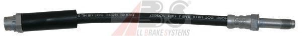 Шланг гальмівний зад. L/P d=265mm BMW 1 E81, 3 E90, X1 E84 05-   арт. SL5831