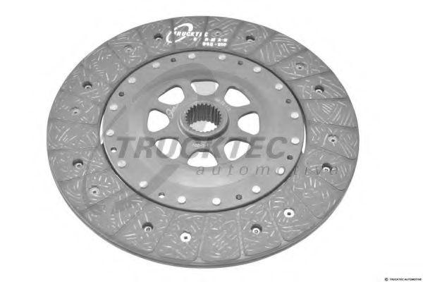 Диск сцепления Диск сцепления MB Sprinter 312 2.9TDI (d=250mm) SACHS арт. 0223112