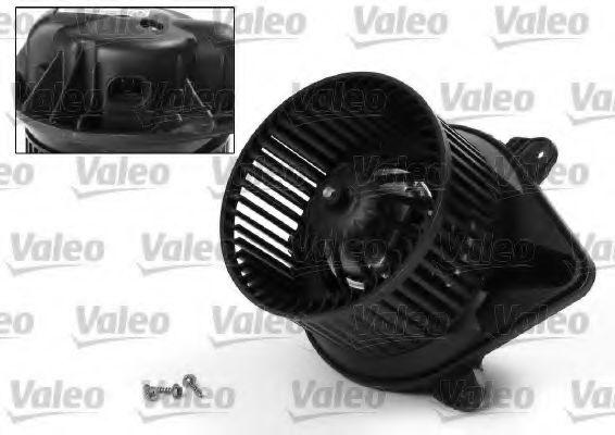 Вентилятор отопителя салона VALEO 698277