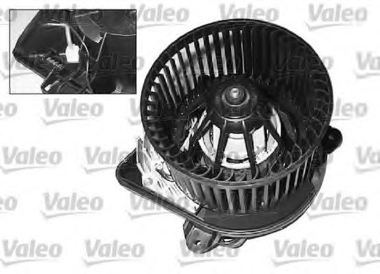 Вентилятор отопителя салона VALEO 698326