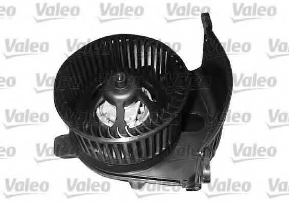 Вентилятор отопителя салона VALEO 698816