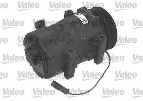 Компресор кондиціонера відновлений VALEO 699666