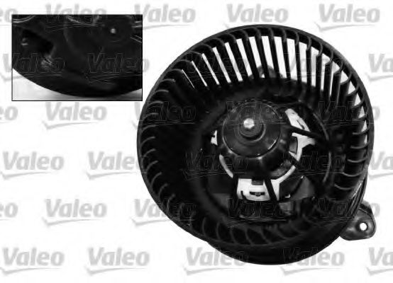 Вентилятор отопителя салона VALEO 715060