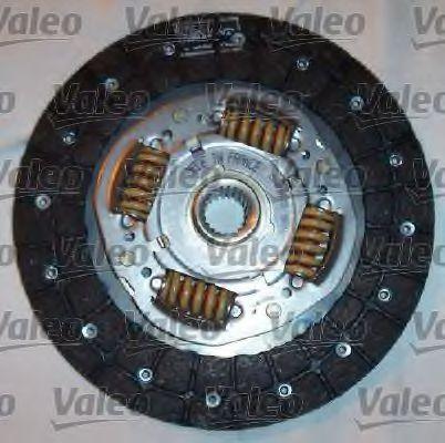 Комплект сцепления VALEO 801502