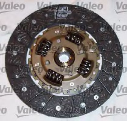 Комплект сцепления VALEO 801515