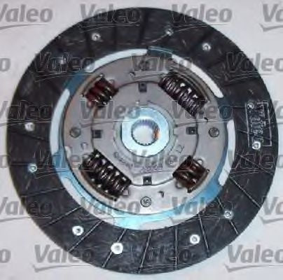 Комплект сцепления VALEO 821302