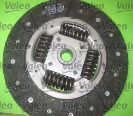 К-кт сцепления FIAT Ducato III 2.3D 2006- 88kW VALEO 826719