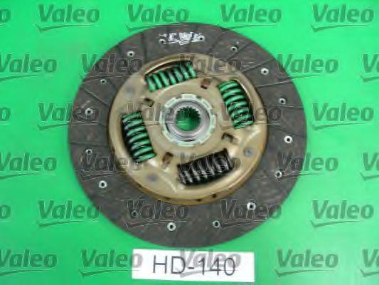 Комплект сцепления VALEO 826788
