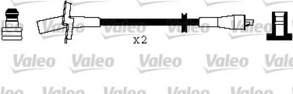 Комплекты проводов Высоковольтные провода, комплект VALEO арт. 346510