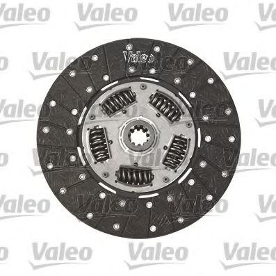 Ведомый диск сцепления IVECO Daily 2.5 Diesel /1989->3/1996 (пр-во Valeo)                            VALEO 806485