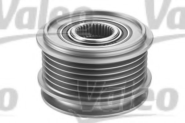 Alternator clutch pulley valeo 588001