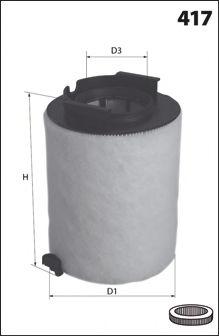 Фильтр воздушный  арт. EL9223