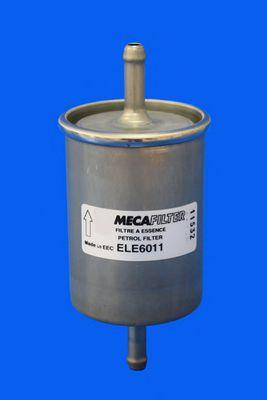 топливный фильтр C/P 1.1-2.0 -96 AX/306/ZX  арт. ELE6011