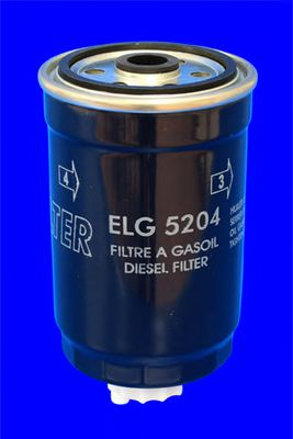 топливный фильтр C/P 2.5D/TD BOXER/JUMPER  арт. ELG5204