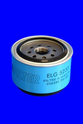 Фільтр паливний Chrysler Voyager 2.5TD 96-  арт. ELG5233