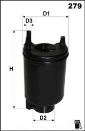 Топливный фильтр  арт. ERE6117