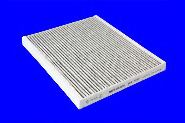 EKR7187 Фільтр салону ( аналогWP9250/LA306) MECAFILTER арт. EKR7187