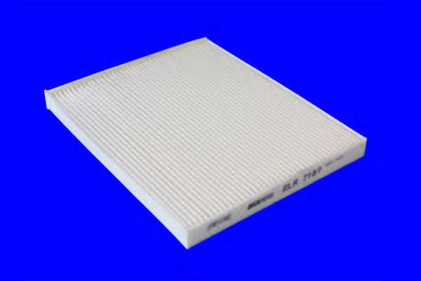 ELR7187 Фільтр салону ( аналогWP9250/LA306) MECAFILTER арт. ELR7187