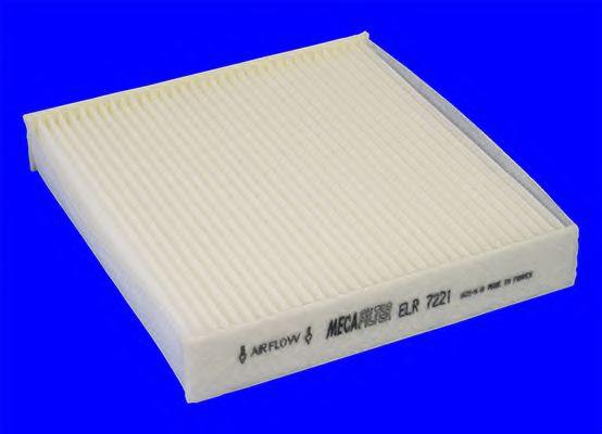 ELR7221 Фільтр салону ( аналогWP9314/LA155) MECAFILTER арт. ELR7221