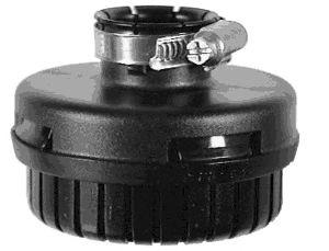 Глушитель Глушитель шума, пневматическая система WABCO арт. 4324070700