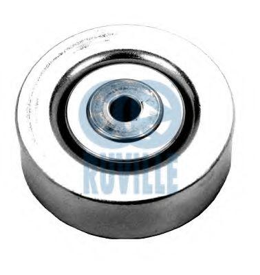 Фото 1 - Натяжной ролик, поликлиновой  ремень RUVILLE - 55024