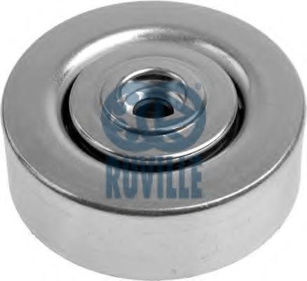 Фото 1 - Паразитный / ведущий ролик, поликлиновой ремень RUVILLE - 55045