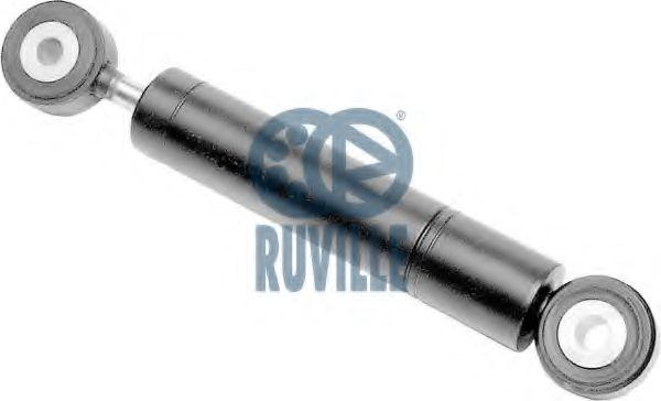 Фото 1 - Амортизатор, поликлиновой ремень RUVILLE - 55136